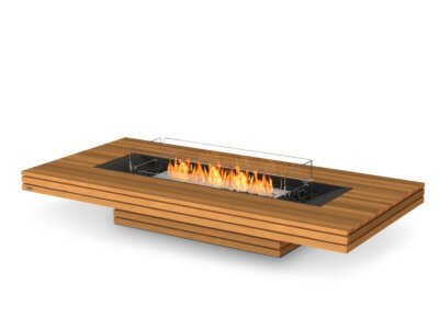 Gin 90 (Low) Fire Pit - In-Situ Image by EcoSmart Fire