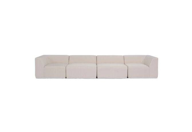 Relax Modular 4 Sofa Modular Sofa - Canvas by Blinde Design