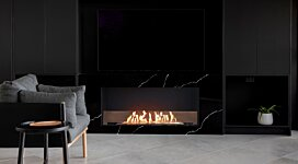 Flex 50SS Single Sided - In-Situ Image by EcoSmart Fire
