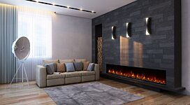 EL100 Built-In - In-Situ Image by EcoSmart Fire