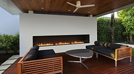 Flex 42SS Single Sided - In-Situ Image by EcoSmart Fire