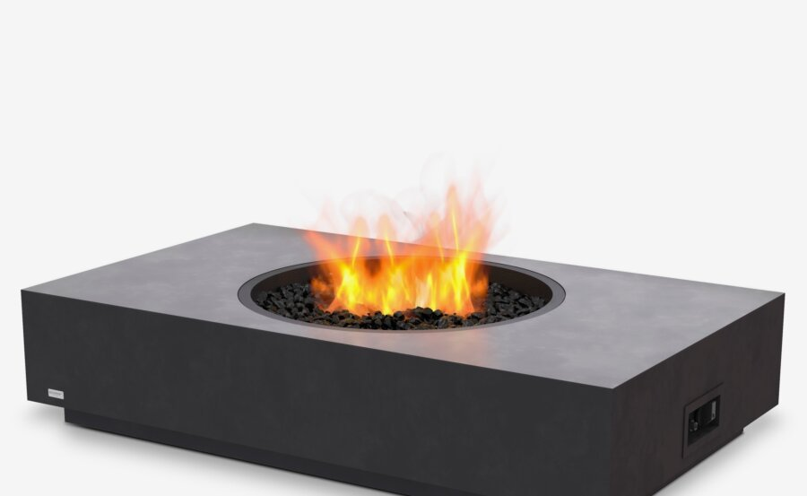 Martini Fire Table by EcoSmart Fire