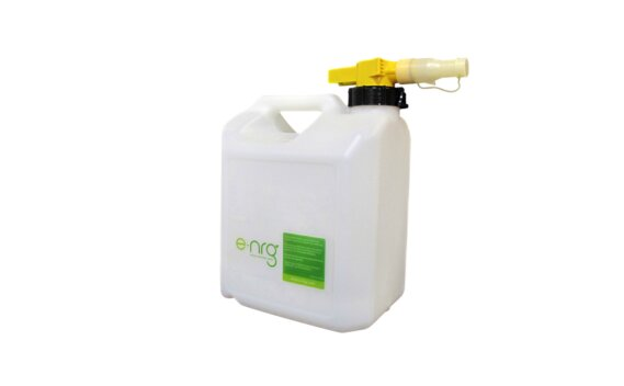 Jerry Can 2.5 Gal Safety Accessorie - Ethanol by EcoSmart Fire