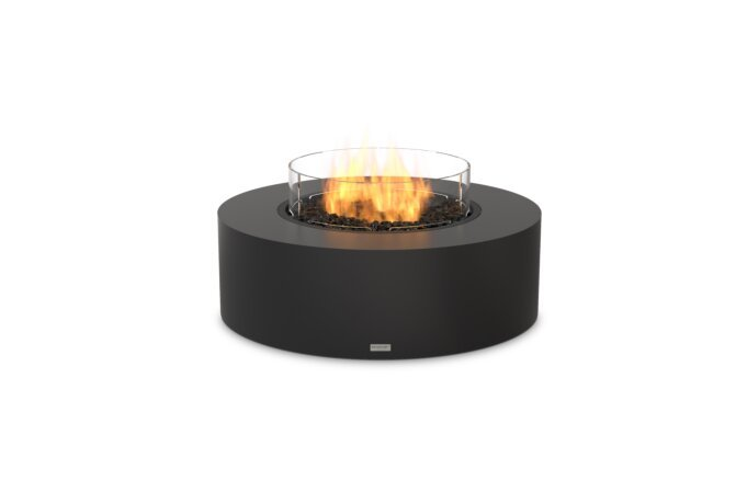 Ark 40 Fire Pit - Gas LP/NG / Graphite by EcoSmart Fire